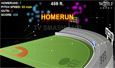 Homerun Derby Flash Baseball Game