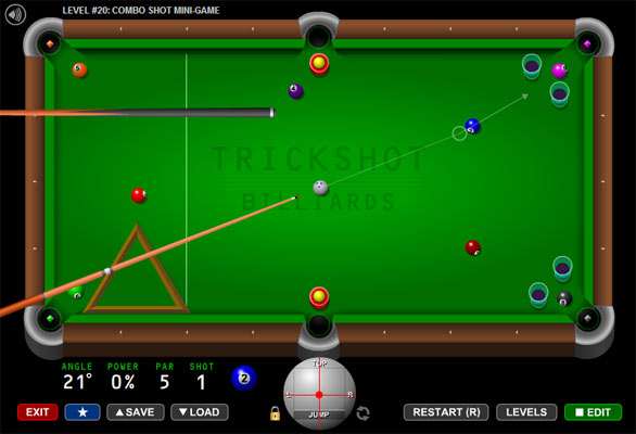 Pool Games For Free : Archives